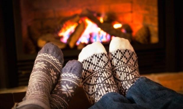 Vinteren er her; gå i dvalemodus