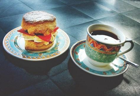 Cream Tea~Flying Fifteens~Lowestoft