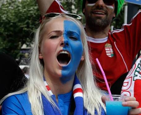 Euro 2016 – Eventyret Island, stopper det mot England?