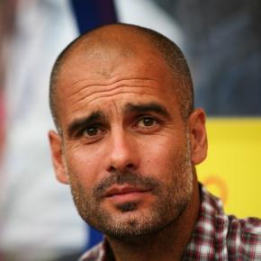 Guardiola trår sjelden feil i livet