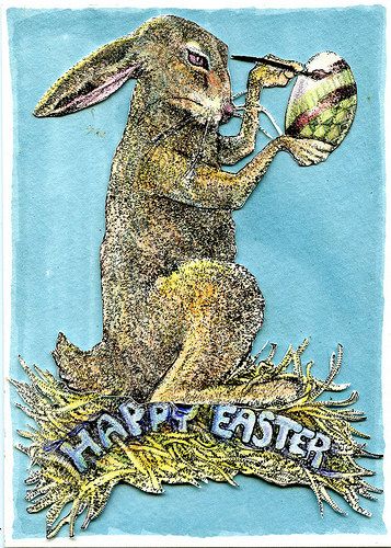 Easter Card Early