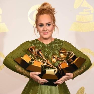 Adele til Wembley med fire konserter i sommer!