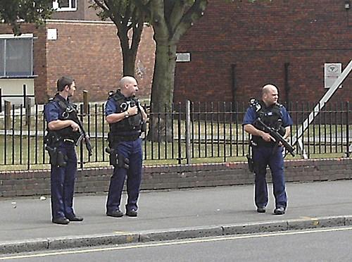 London angrepet av terrorister igjen!