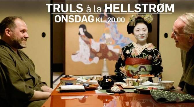 Truls á la Hellstrøm – har kokken humor?