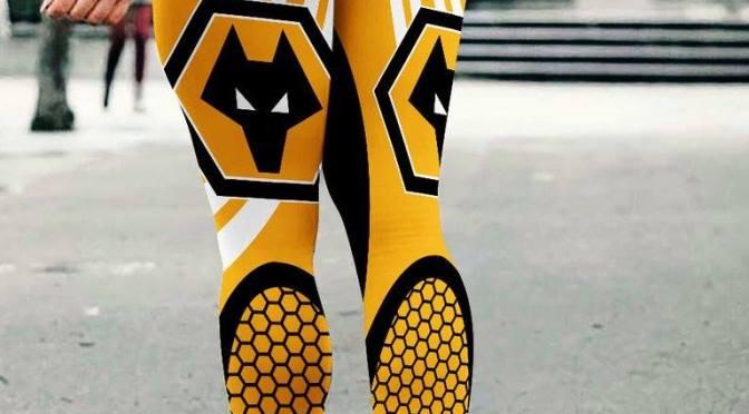 Wolverhampton hyller Wolves!