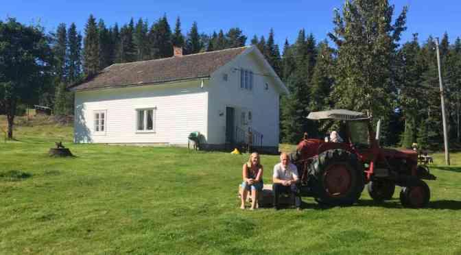 Farmen 2018 – her er gården!