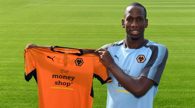 Willy Boly har signert for Wolves!