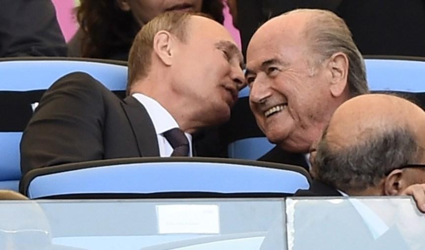 VM i fotball – mer politikk enn fotball?