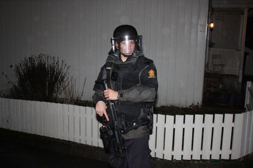 Krisen i politiet!