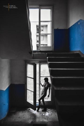 Blue Wall / Kék fal #6 (2014.)