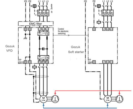 Phase Motor Wiring Diagram Moreover Abb Vfd Control Wiring