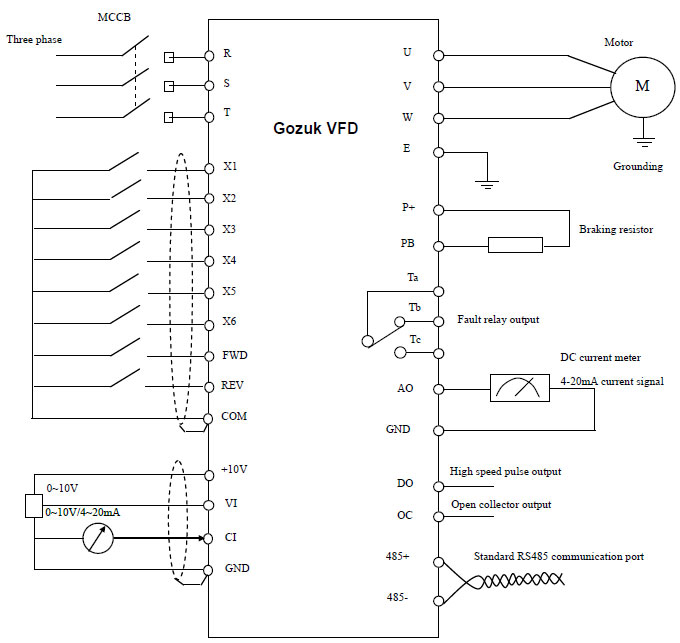 Vfd Panel Wiring Diagram Pdf