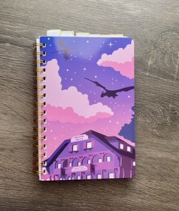 RNW Alternate Campaign Notebook Cover