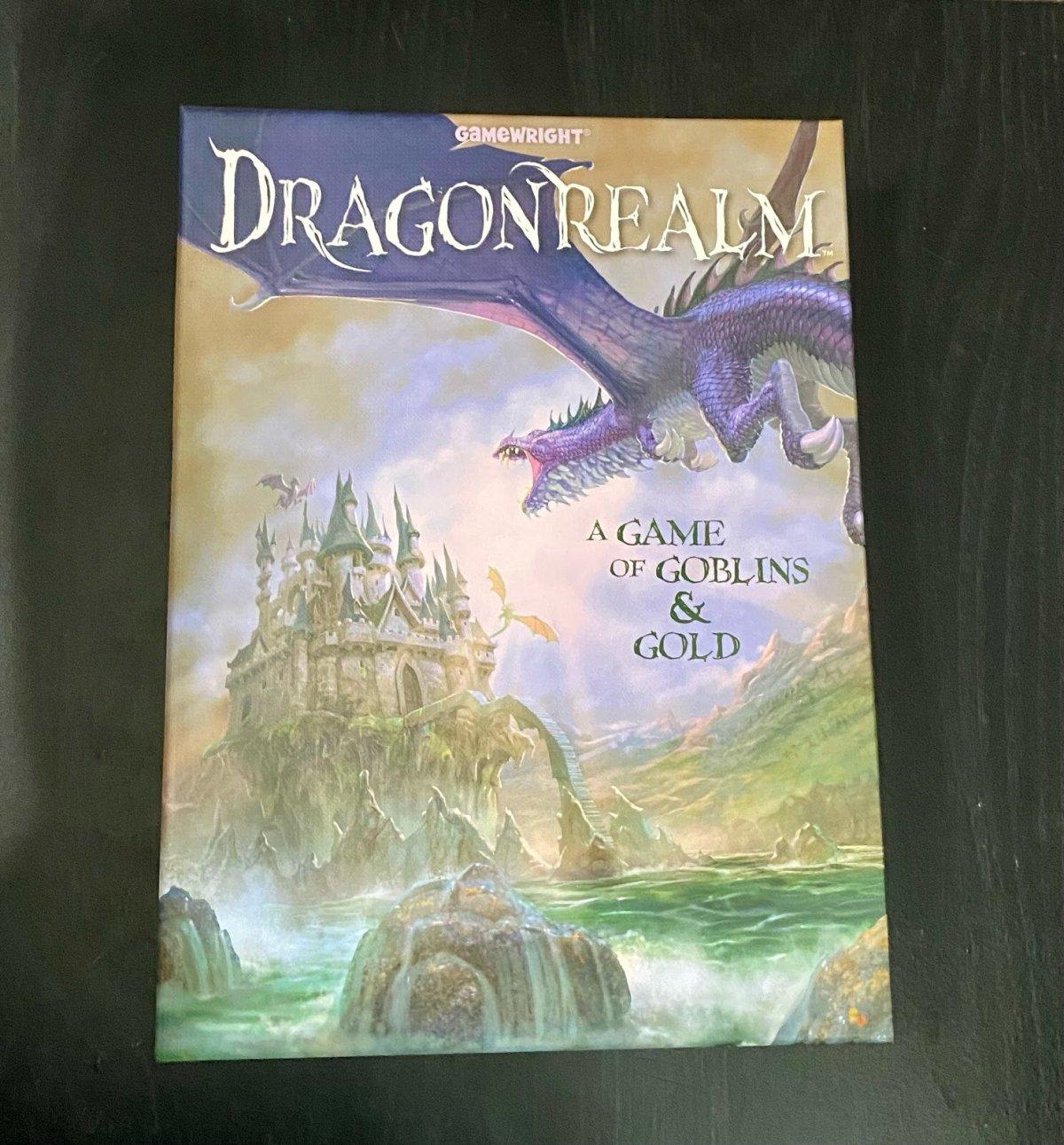 Dragonrealm Box Art