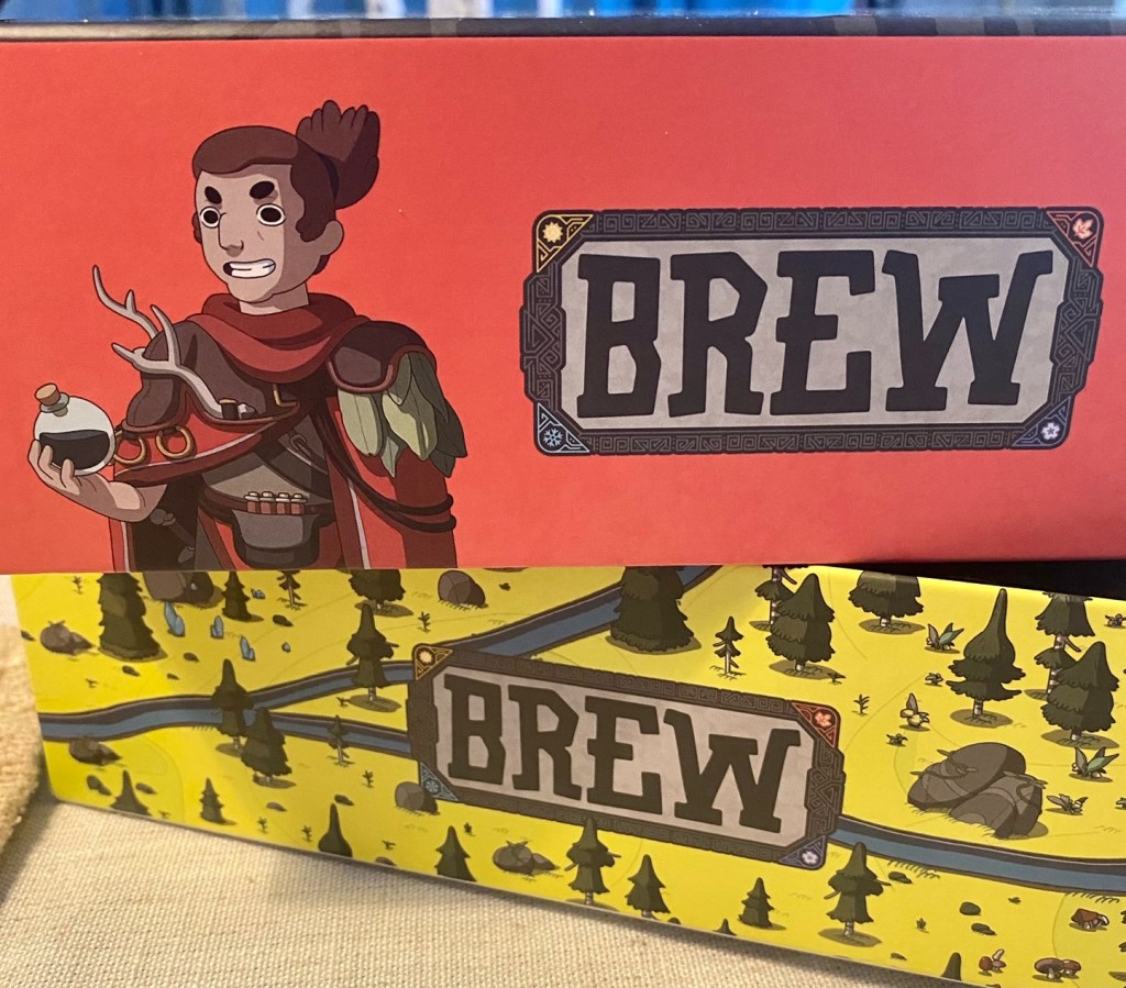 Side of Brew Gamebox