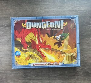 Game Box for Dungeon