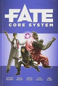 Fate RPG Book Cover