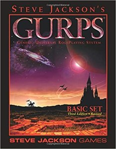 GURPS book cover