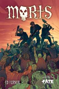 Morts RPG Cover