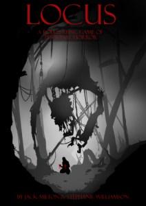 Locus RPG Cover Art by Cobblepath Games