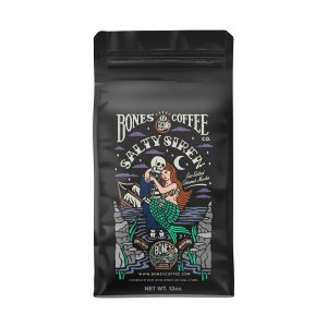 Package of Bones Coffee Company Salty Siren