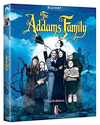 Cover art for The Addams Family movie 1991