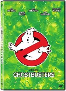 Cover for 1984 Ghostbusters movie