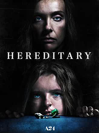 Cover art for Hereditary 2018