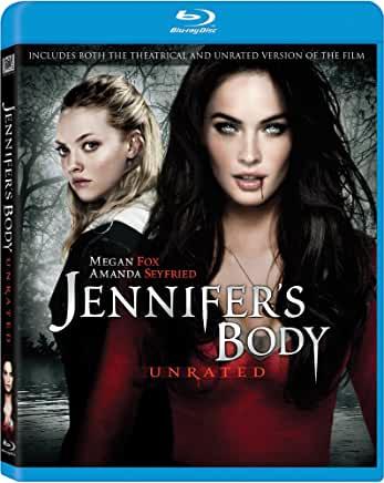 Cover art for Jennifer's Body