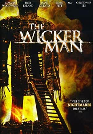 Cover art for The Wicker Man 1973