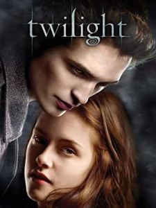Cover art for Twilight movie