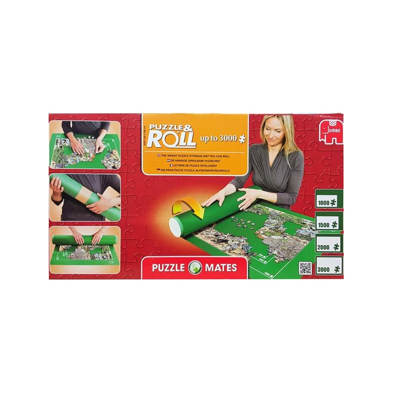tapis puzzle 3000pcs jumbo