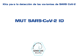 Kit MUT SARS-CoV-2  ID