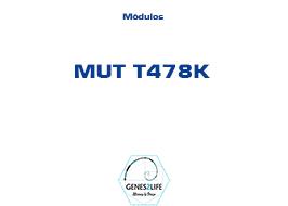 Modulo MUT T478K