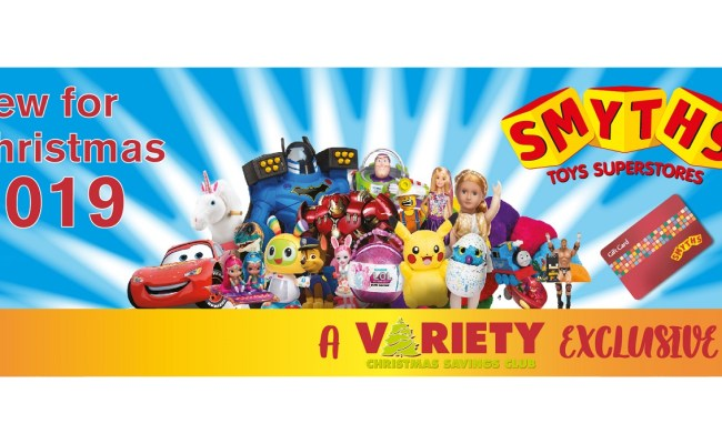 Save For Smyths Toys Gift Cards For Christmas 2019 Tina