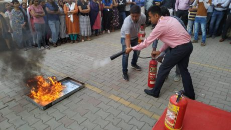 Importance of Fire Extinguisher Training