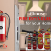 Top 3 Steps to Choose a Fire Extinguisher for your Home