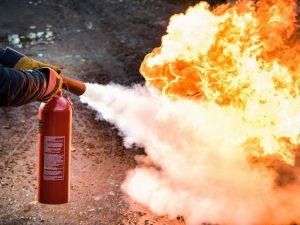 Gaseous Fire Extinguishers