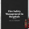 Fire Safety Management in Hospitals