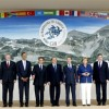 All 9 of the G-8 Summit Participants