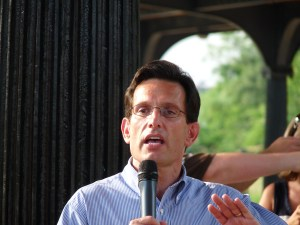 Congressman Eric Cantor - at his Birthday Celebration