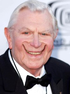 Andy Griffith Smiles a bit wider with Taxpayer Money!
