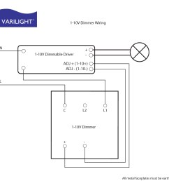 varilight wiring diagrams1 way 1 10v wiring [ 4500 x 4500 Pixel ]