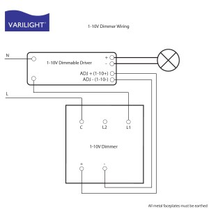 VARILIGHT Wiring Diagrams
