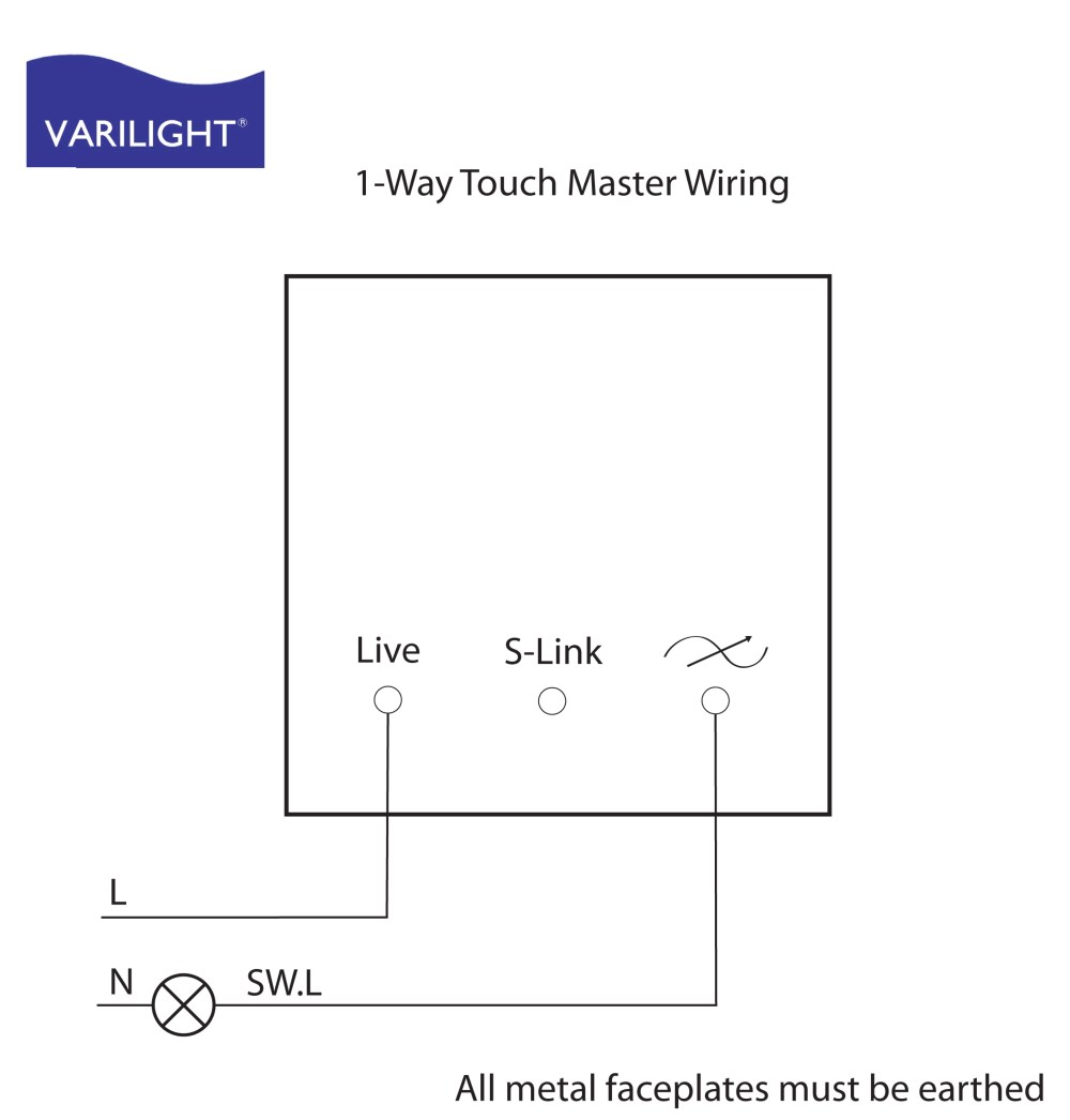 medium resolution of wire diagram for 1 way switch wiring diagram insidervarilight wiring diagrams wiring diagram for 2 gang