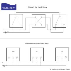 1 Way Switch Wiring Diagram Uk Sv650 Varilight Diagrams