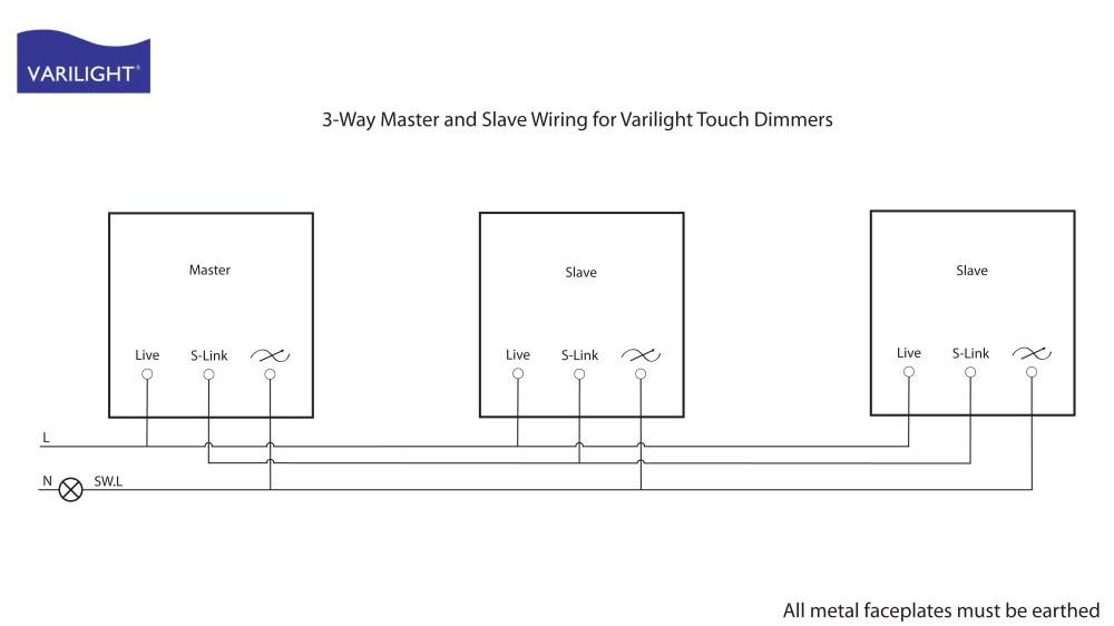 medium resolution of 3 way touch dimmer wiring