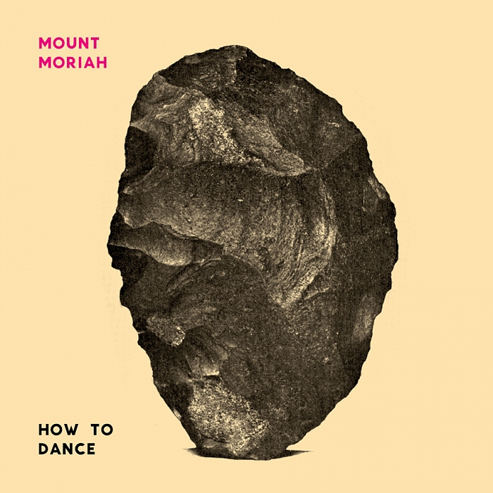 Mount Moriah How to Dance cover art