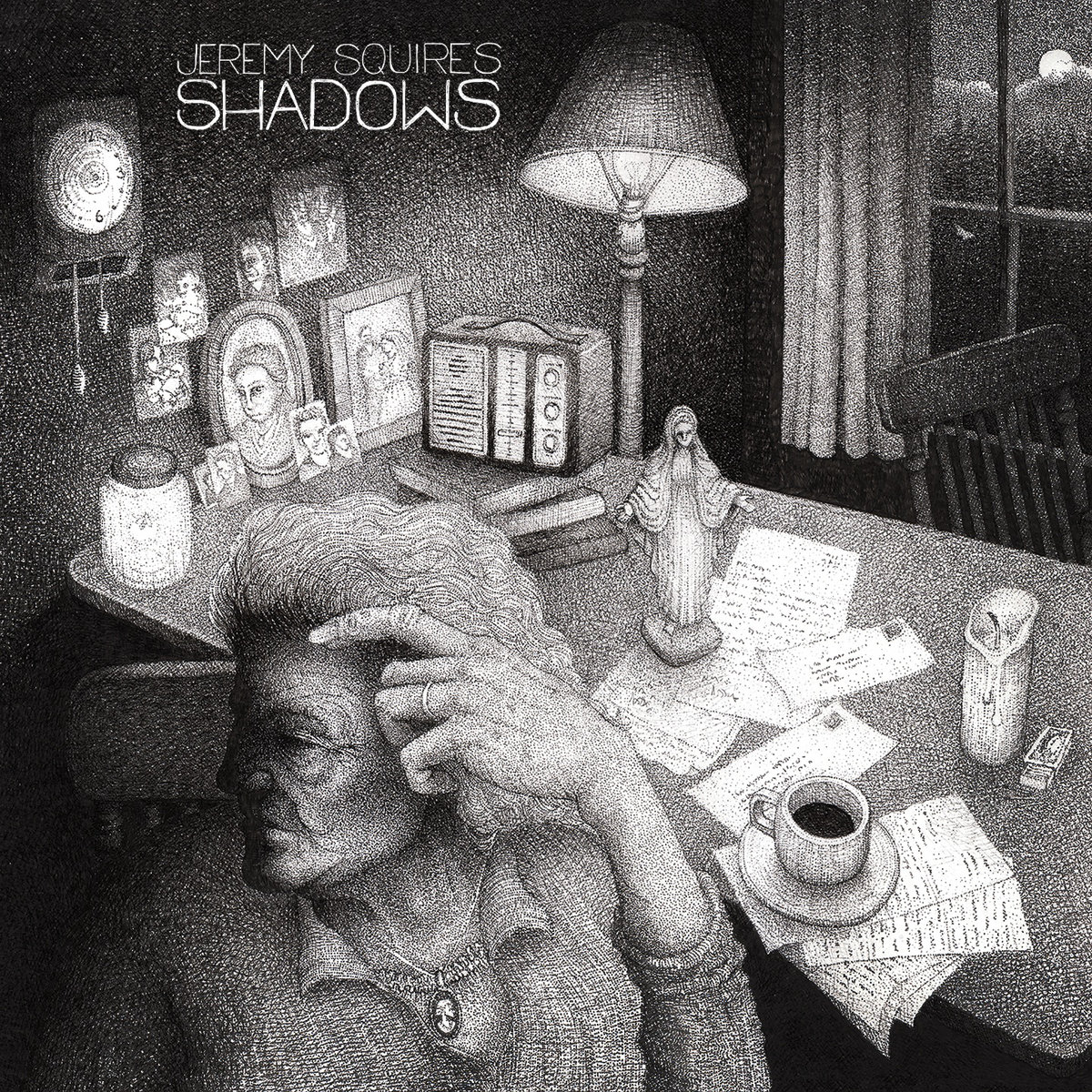 Jeremy Squires Shadows cover art