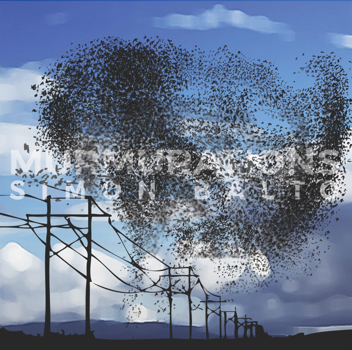 simon balto murmurations album art